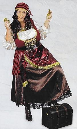 Para disfraz de gitana española esperanza de 36-38 hasta Gr, 52-54 ...