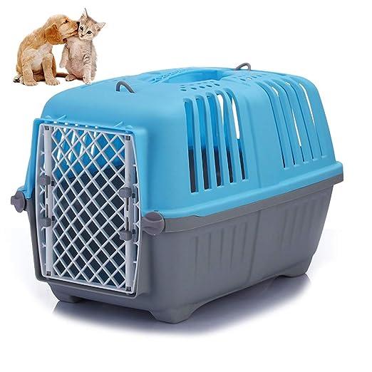 UTOPIAY Transportín Plástico para Perros Y Gatos Material De ...