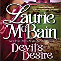 Devil's Desire Audiobook by Laurie McBain Narrated by Marian Hussey