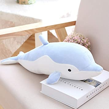 Amazon.com: JPTACTICAL Soft Snuggle Dolphin Animal de ...