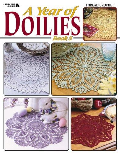 Thread Doily Crochet (LEISURE ARTS Coverking CFMAM2TT7735 Front Custom Fit Floor Mat for Toyota Highlander (Nylon Carpet, Charcoal))
