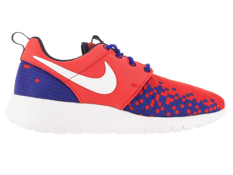Nike Roshe Run Women's Shoe Dark FireberryWhitePink