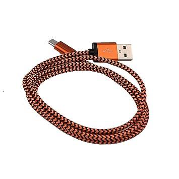 Ogquaton Cable Micro USB Cable de Carga Trenzado Cable USB ...