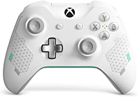 Microsoft Wireless Controller: Sport White Special Edition for Xbox One