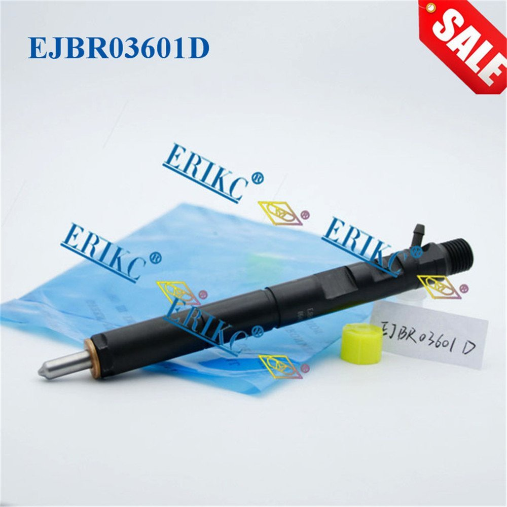 ERIKC EJBR03601D Injector Diesel Common Rail Injection EJBR0 3601D Auto Fuel Injector Nozzle EJBR03601D Inyector