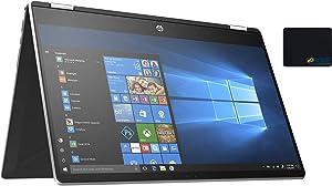 2021 HP Pavilion x360 2-in-1 Convertible Laptop, 15.6