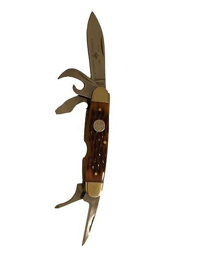 Amazon.com: Cuchillo oficial de los Boy Scouts de Amé ...