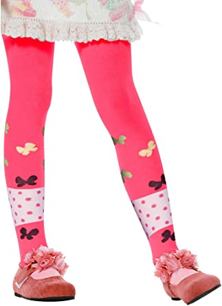 M School Uniforms Knit Tight S XL L 3 pairs Mopas Girls Warm Winter Tights