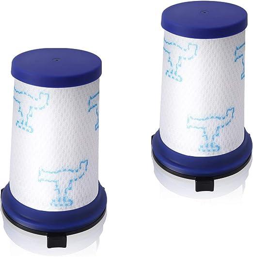 AIEVE Paquete de 2 filtros Filtro Hepa Filtro de repuesto Filtro ...