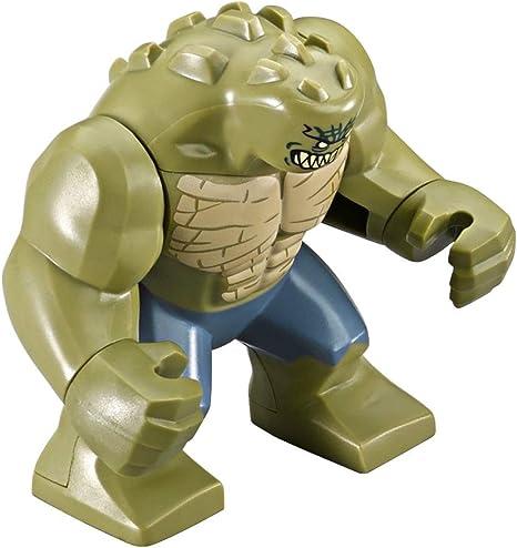 DC Crocodile Killer Lego Moc Minifigure Toys Gift Crocodile Killer