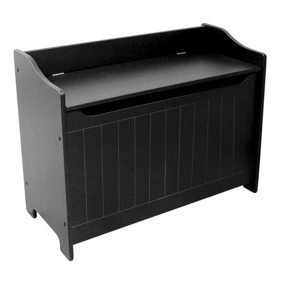 Catskill Craftsmen Black Storage Chest/Bench