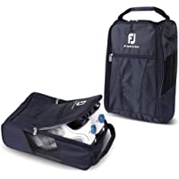 Genuine FOOTJOY Golf Shoes Bag Zipped Sports Bag Shoe Case - Navy Color