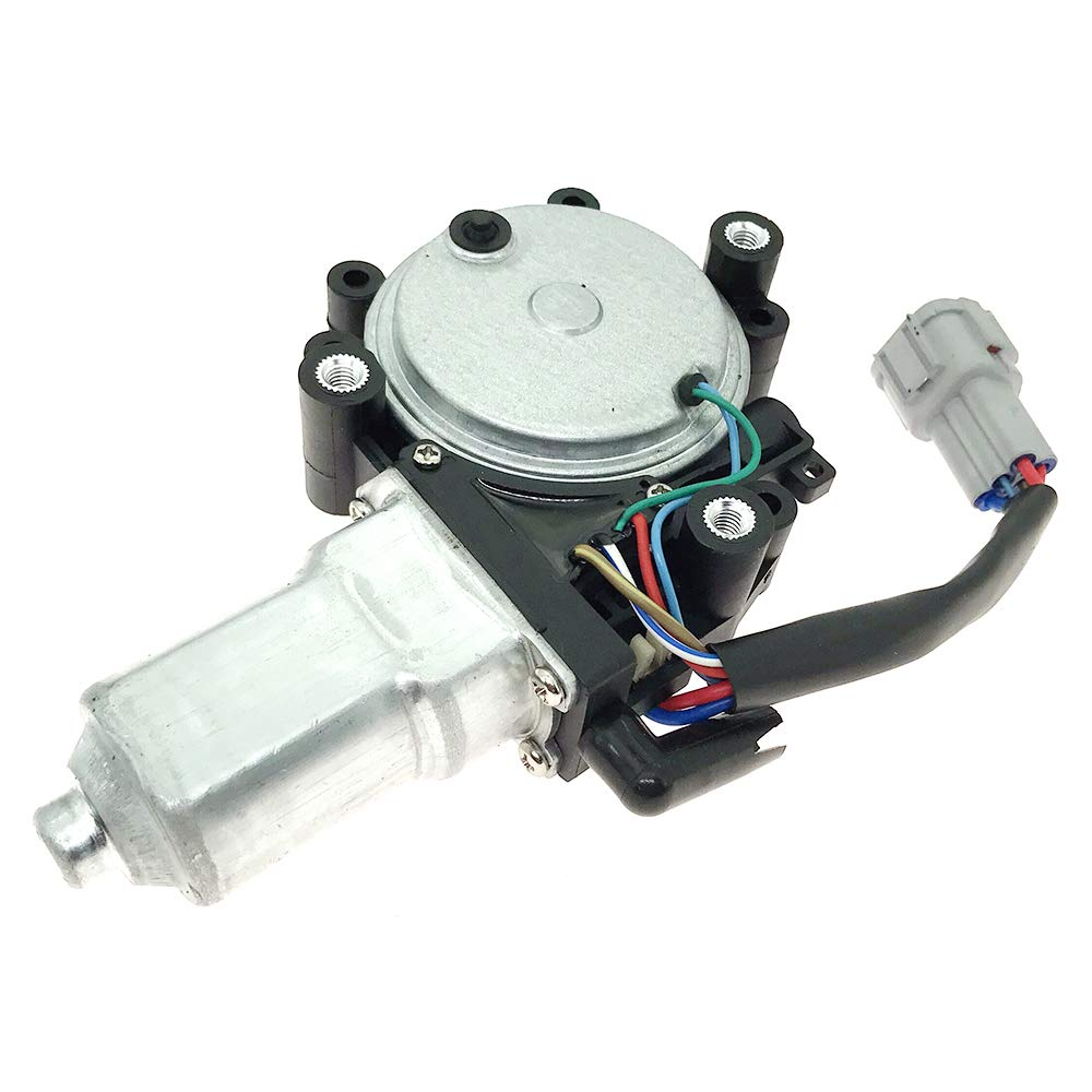 Power Window Lift Motor Front Left Driver Side for 2004-2014 Nissan Titan 2004 Nissan Pathfinder Armada 2005-2014 Nissan Armada 2004-2011 Infiniti QX56 Replace OE# 80731-ZT01A 80731-9FJ0A