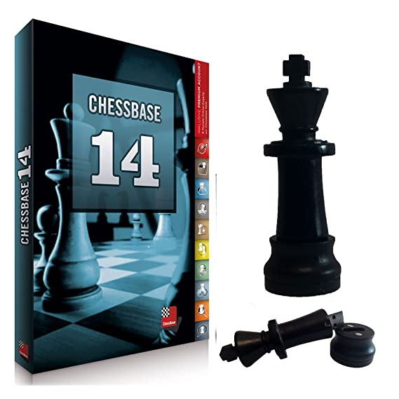 amazon com chessbase 14 starter package database management chess