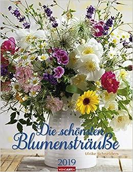 Die schönsten Blumensträuße - Kalender 2019: Amazon.de ...