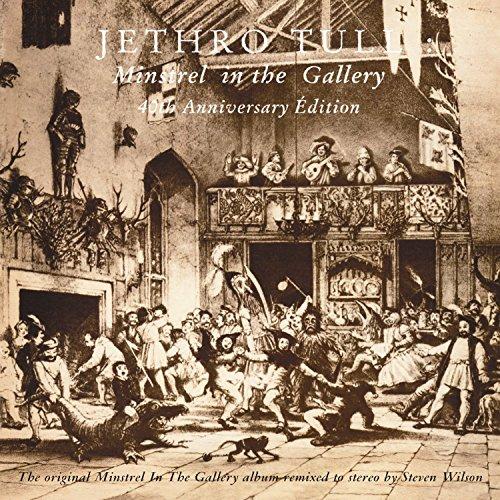CD : Jethro Tull - Minstrel in the Gallery 40th Anniversary la Grande (CD)