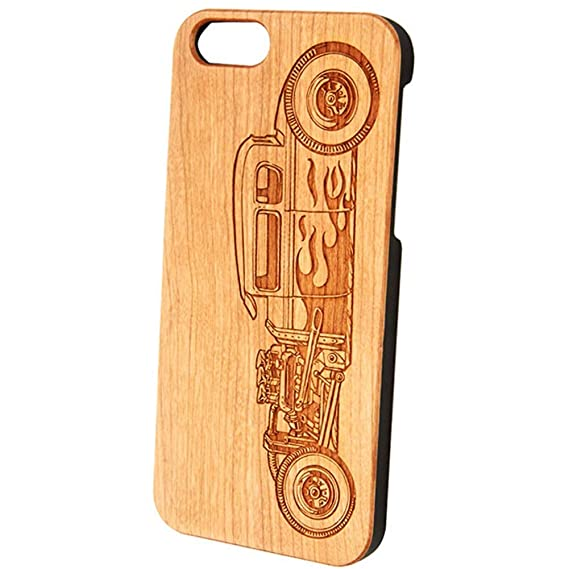 new arrival 0a849 7b769 Case Worx Hot Rod Wood Cell Phone Case iPhone 6 plus/6s Plus