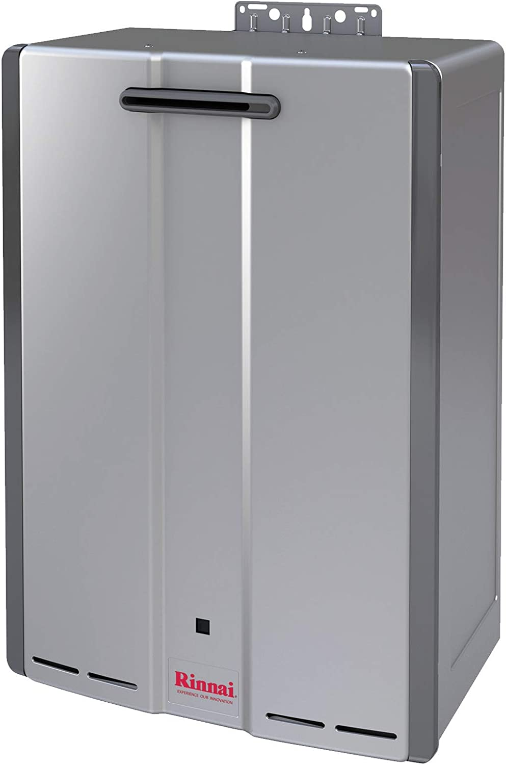 Rinnai RU Series Sensei SE+ Tankless Hot Water Heater: Outdoor Installation