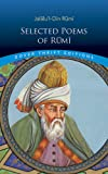 Selected Poems of Rumi (Dover Thrift Editions)