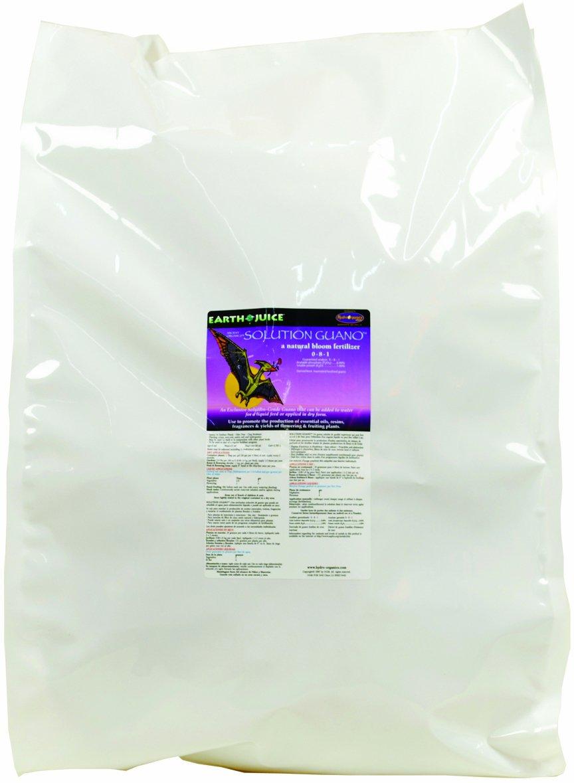 Hydro Organics HOF16901 50-Pound Hydro Organics Solution, Guano 0-8-1