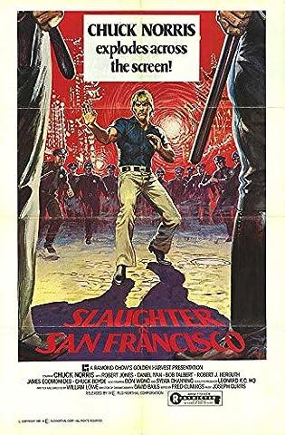 Slaughter In San Francisco - Authentic Original 27