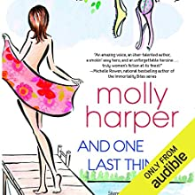 And One Last Thing. Audiobook by Molly Harper Narrated by Amanda Ronconi