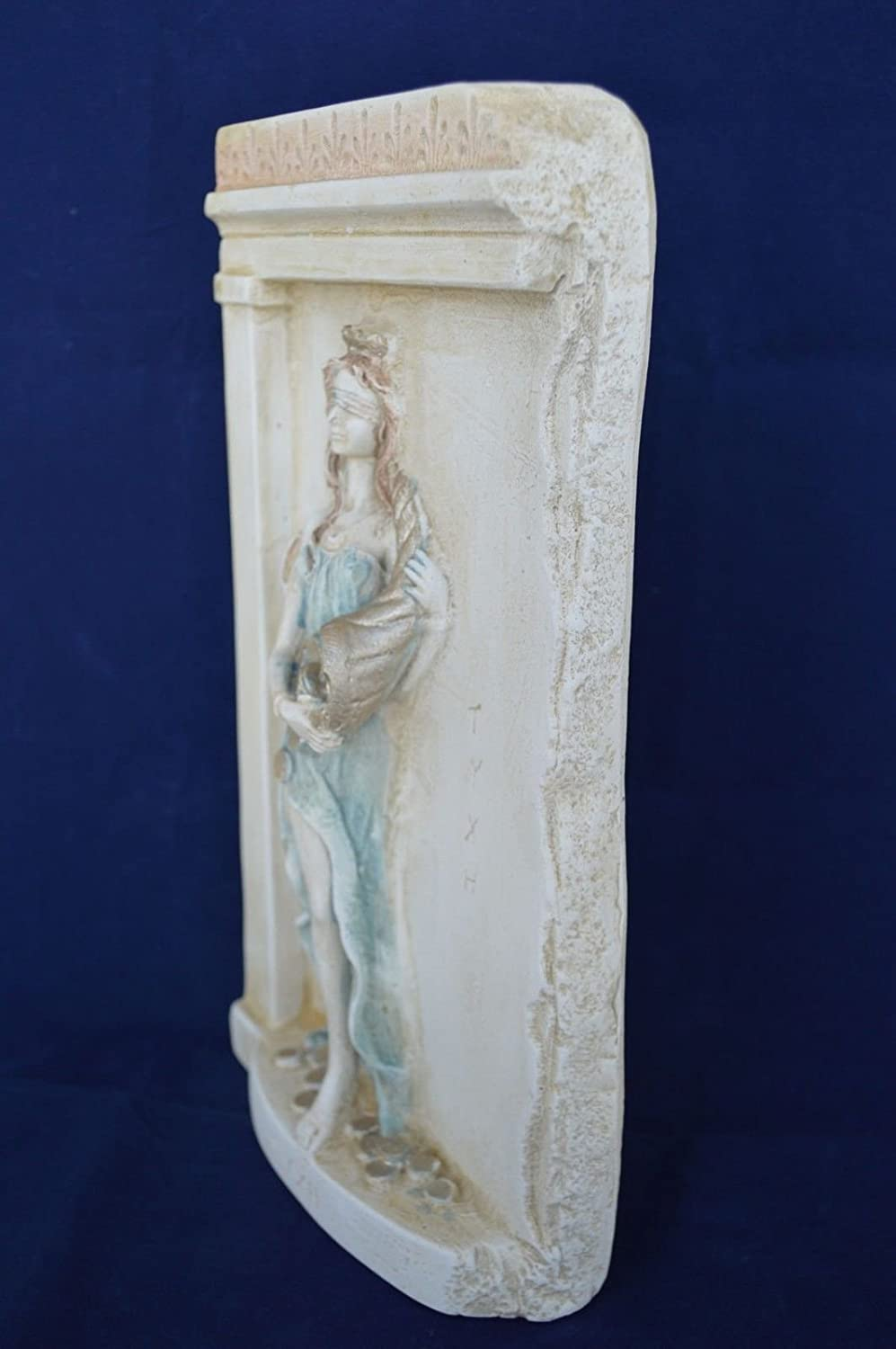Sculptures Estia Creations Goddess Luck And Fortune