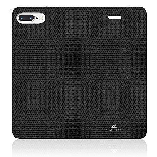 Black Rock 1042MPU02 Pure Booklet Schutzhulle fur Apple iPhone 7/6s/6 Plus schwarz