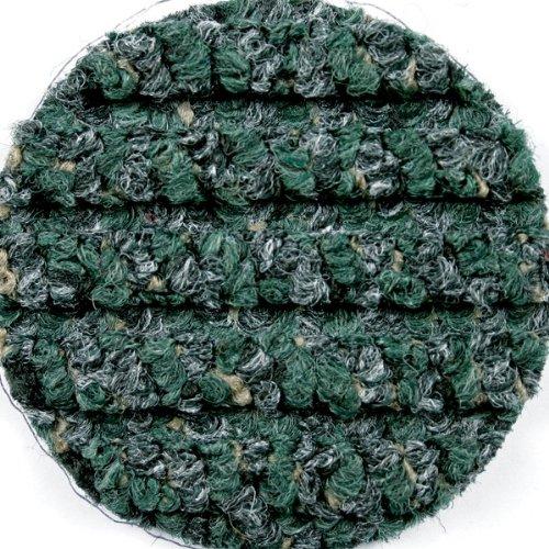 - M+A Matting 296 Green Polypropylene WaterHog DiamondCord Mat, 8.4' Length x 3' Width