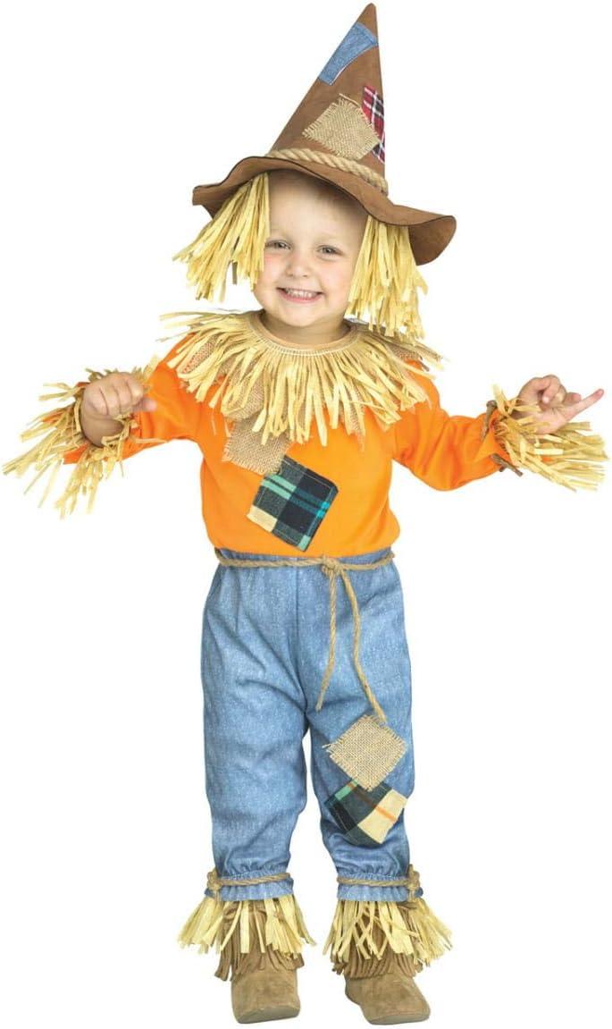 Horror-Shop Pequeño espantapájaros Disfraz de niño 4-6 Jahre ...