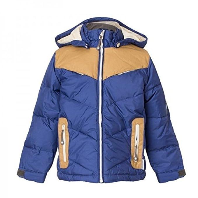 Mini A Ture - Abrigo - para niño azul azul 6 años: Amazon.es: Ropa y accesorios