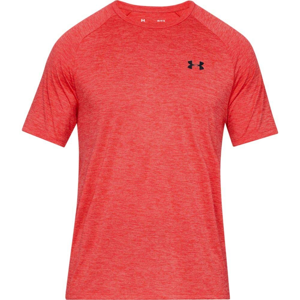 Under Armour Men's Tech 2.0 Short Sleeve T-Shirt, Barn (633)/Pitch Gray, 3X-Large by Under Armour (Image #4)