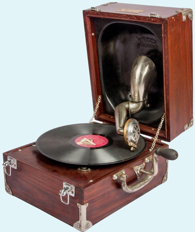 新品登場 骨董品世界アンティークHMV DECCA Gramaphone 1940s with元古い音楽ボックスPhonograph awusahb awusahb DECCA 033 1940s B073SZPM48, IFC e-shop:cb5d37ed --- mrplusfm.net