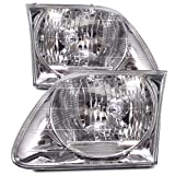 03 expedition headlight assembly - F150 F250/Expedition Lightning Model Headlights Driver/Passenger Pair New