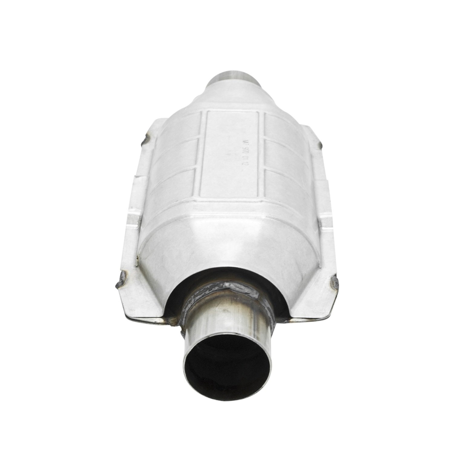 Flowmaster 2250225 225 Series 2.5 Inlet//Outlet Universal Catalytic Converter
