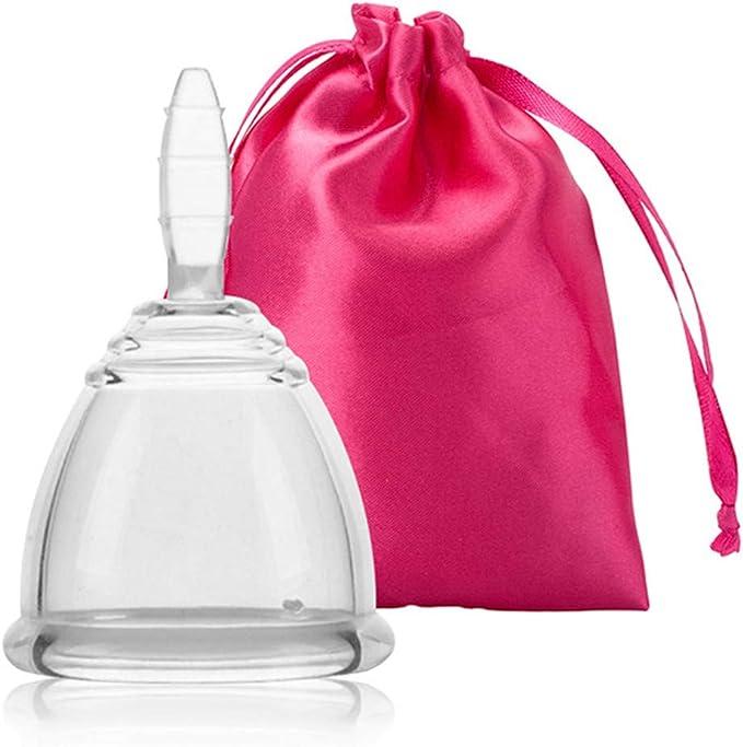Copa Menstrual - Médico De Silicona Menstrual, Copa Higiene ...