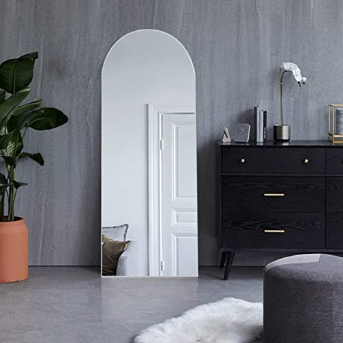 OGCAU Full Length Floor Mirror Wall Mirror Standing Hanging or Leaning Against Wall
