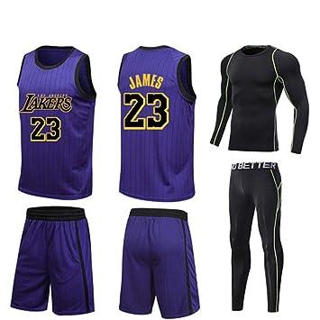 23 Los Angeles Lakers König James Lebron Raymone - Camiseta de ...