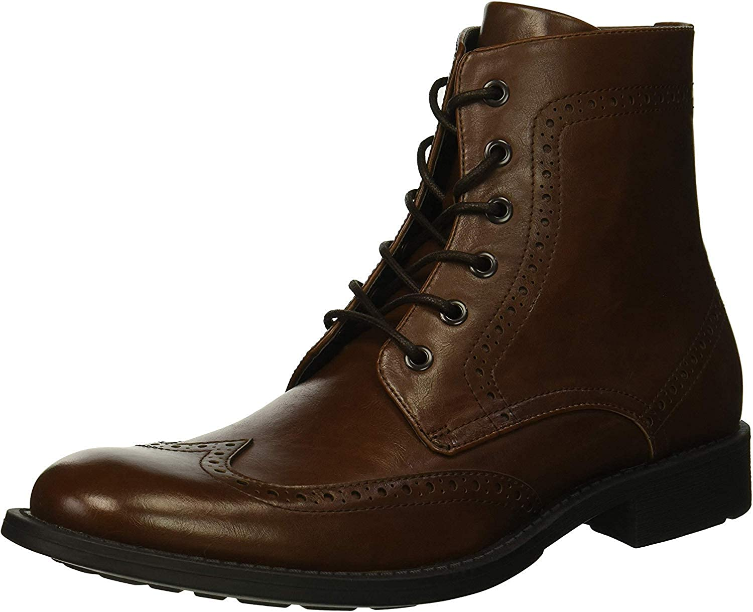 Blind-Sided Oxford Boot