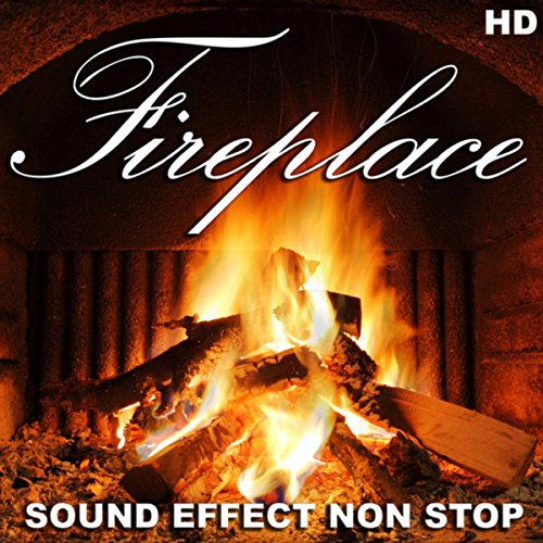 Amazon.com: Fireplace Sound Effect Non Stop: Natural Sounds ...
