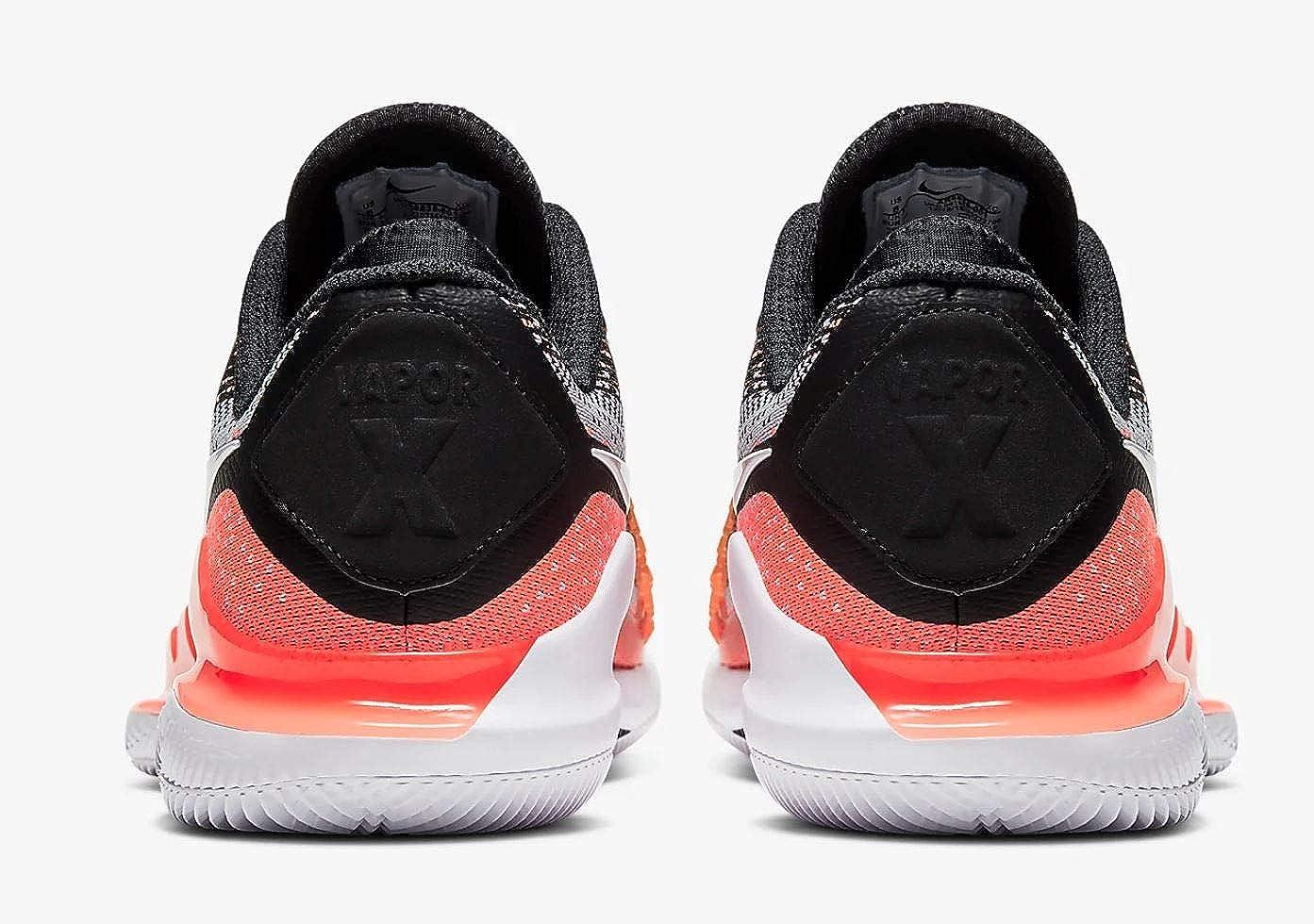 Nike Zoom Vapor X Knit HC Scarpe da Tennis Donna BlackWhite