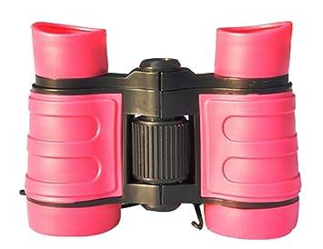 Mini portable teleskop spielzeug kinder teleskop fernglas rosa