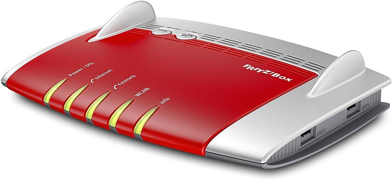 Avm Fritz Box 7490 Wlan Ac N Router 5 Ghz2 4 Ghz Elektronik