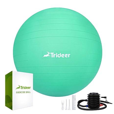 Trideer 55   75 cm Palla per Esercizi Pre-Parto Ball 05372af0c53b
