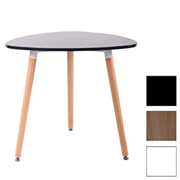 CLP Table de Cuisine Retro Abenra I Table d\'Appoint Triangulaire ...