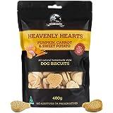 Pumpkin, Carrot and Sweet Potato - 400g - Dog Biscuit Treats - Heavenly Heart
