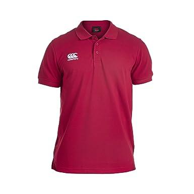 Canterbury Waimak - Camiseta de Rugby para Hombre, Color Rojo ...