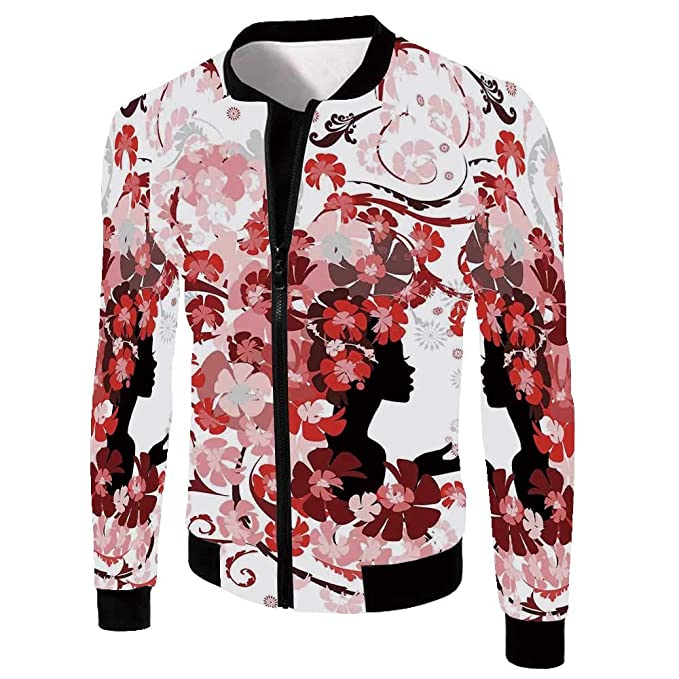 Amazon.com: Chaquetas con estilo para niñas, con flores y ...