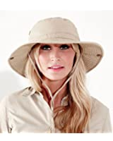 Beechfield B789 Outback Hat With UPF Protection Pebble