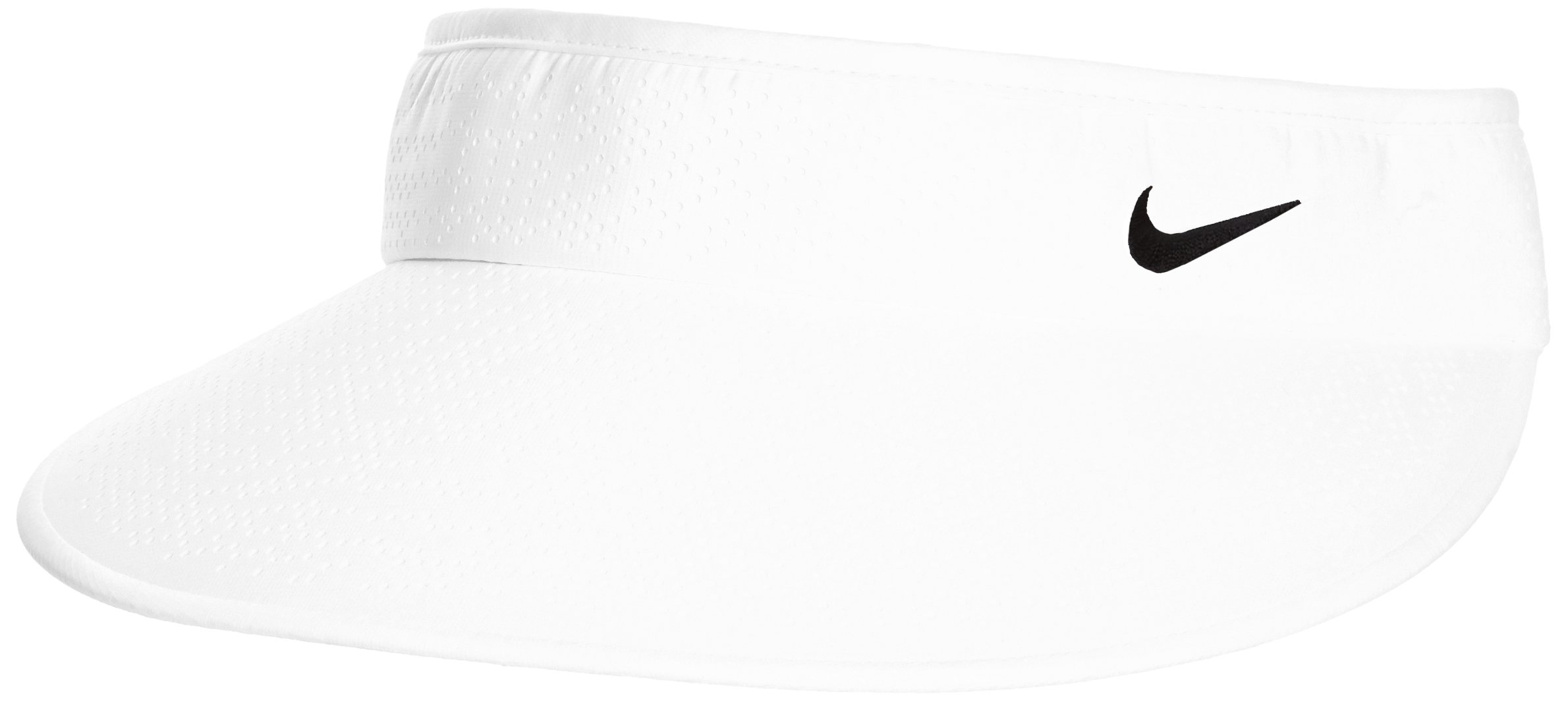 ab616327ed927e Amazon.com: Nike Golf Closeout Women's Big Bill 2.0 Adjustable Visors  742710 (White/Black): Clothing
